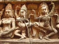 Asisbiz Leper King Terrace hidden wall underworld Nagas and deities 022