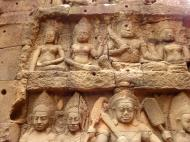 Asisbiz Leper King Terrace hidden wall underworld Nagas and deities 040