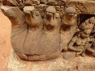 Asisbiz Leper King Terrace hidden wall underworld Nagas and deities 043