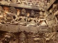 Asisbiz Leper King Terrace hidden wall underworld Nagas and deities 078