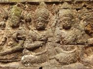 Asisbiz Leper King Terrace hidden wall underworld Nagas and deities 102