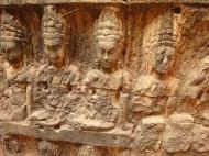 Asisbiz Leper King Terrace hidden wall underworld Nagas and deities 119
