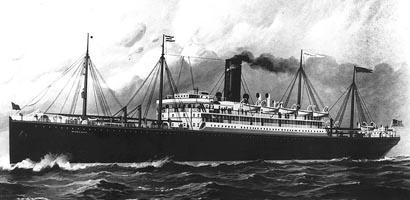 SS Mongolia 1903