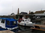 Asisbiz Bornholm has many little marinas and habors Bornholm Denmark 02