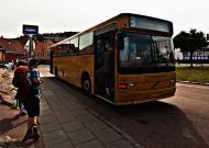 Asisbiz Gudhjem Bus stop with bus no 8 Bornholm Denmark July 2012 01