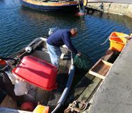 Asisbiz Local fishermen showing his catch Bornholm Denmark 01