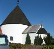 Asisbiz One of four Round Churches in Bornholm Denmark 02