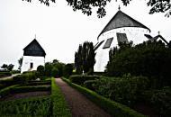 Asisbiz Osterlars round Church built 1160 is 5 km south of Gudhjem on the Danish island of Bornholm July 2012 04