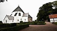 Asisbiz Osterlars round Church built 1160 is 5 km south of Gudhjem on the Danish island of Bornholm July 2012 06