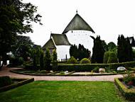 Asisbiz Osterlars round Church built 1160 is 5 km south of Gudhjem on the Danish island of Bornholm July 2012 08
