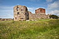 Asisbiz Ruins of Hammershus a Medieval fortress Bornholm Denmark July 2012 01