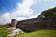Asisbiz Ruins of Hammershus a Medieval fortress Bornholm Denmark July 2012 03
