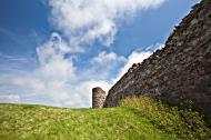 Asisbiz Ruins of Hammershus a Medieval fortress Bornholm Denmark July 2012 04
