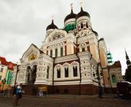 Asisbiz Alexander Nevsky Cathedral built around 1894 southern entrance Tallinn Harju Estonia 02