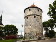Asisbiz Artillery tower Kiek in de Kok built in 1475 Tallinn Harju Estonia 01