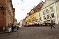 Asisbiz Corner of Vaimu street and Lai street note how clean the streets are Tallinn Estonia 01
