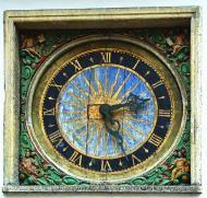 Asisbiz Puhavaimu clock old town Saiakang 4 10123 Tallinn Harju Estonia 02