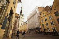 Asisbiz Street views around St Olafs Church area Tallinn Harju Estonia 01
