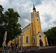 Asisbiz Tallinn Architecture Jaani kirik Vabaduse valjak 1 10142 Tallinn Estonia 01
