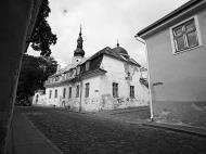 Asisbiz Walking down Suur Kloostri street heading westerly Tallinn Harju Estonia 02