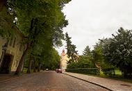 Asisbiz Walking down Suur Kloostri street heading westerly Tallinn Harju Estonia 03