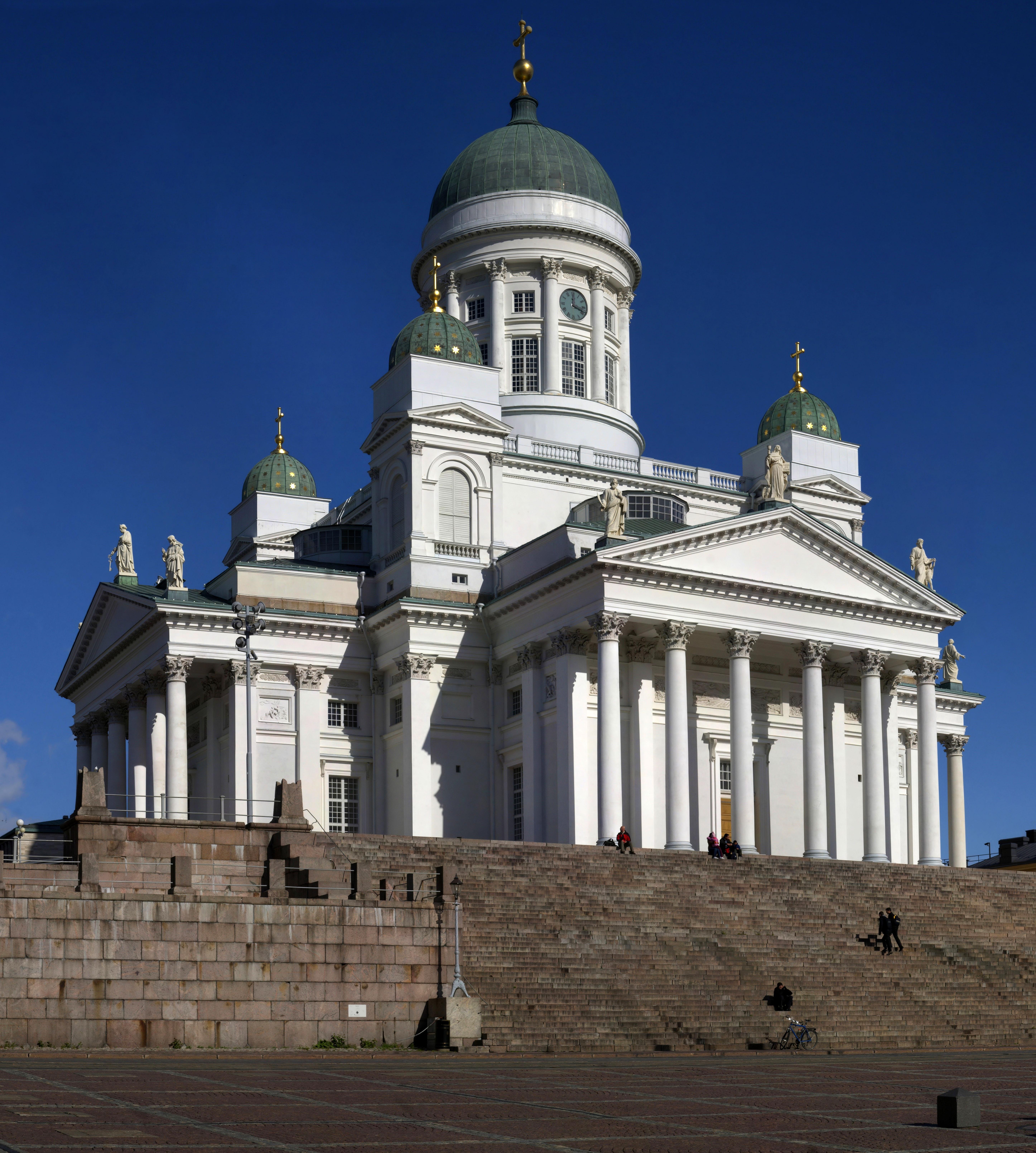 Asisbiz Stock Photos Of Helsinki Swedish Helsingfors Is