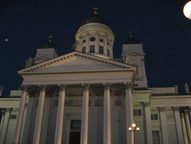 Helsinki Cathedral Helsingin tuomiokirkko Suurkirkko Finland 03