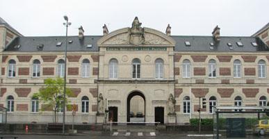 Louis-Pasteur Hospital