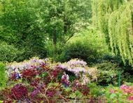 Asisbiz Travel to Claude Monet Chateau garden in Giverny France 01
