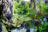 Asisbiz Travel to Claude Monet Chateau garden in Giverny France 04
