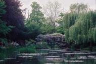Asisbiz Travel to Claude Monet Water Lily Pond in Giverny France Japanese bridge 01