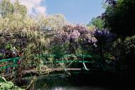 Asisbiz Travel to Claude Monet Water Lily Pond in Giverny France Japanese bridge 08