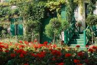 Asisbiz Travel to Claude Monet home or Chateau in Giverny France 07