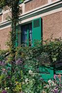 Asisbiz Travel to Claude Monet home or Chateau in Giverny France 08