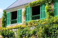 Asisbiz Travel to Claude Monet home or Chateau in Giverny France 12