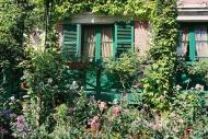 Asisbiz Travel to Claude Monet home or Chateau in Giverny France 13