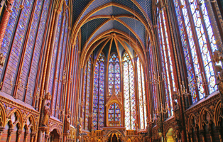 Saint Louis' Sainte Chapelle