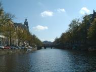 Asisbiz Holland Amsterdam canal scenes Oct 2001 06
