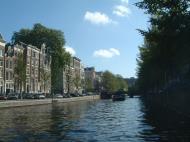 Asisbiz Holland Amsterdam canal scenes Oct 2001 07