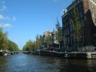 Asisbiz Holland Amsterdam canal scenes Oct 2001 08