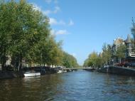 Asisbiz Holland Amsterdam canal scenes Oct 2001 09
