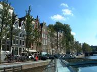 Asisbiz Holland Amsterdam canal scenes Oct 2001 10