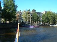 Asisbiz Holland Amsterdam canal scenes Oct 2001 11