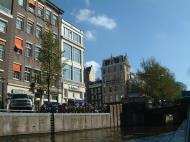 Asisbiz Holland Amsterdam canal scenes Oct 2001 12