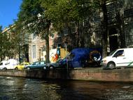 Asisbiz Holland Amsterdam canal scenes Oct 2001 13