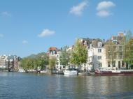 Asisbiz Holland Amsterdam canal scenes Oct 2001 22