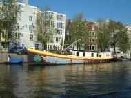 Asisbiz Holland Amsterdam canal scenes Oct 2001 29