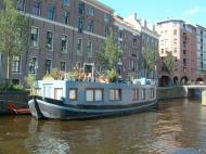 Asisbiz Holland Amsterdam canal scenes Oct 2001 30