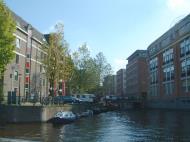 Asisbiz Holland Amsterdam canal scenes Oct 2001 31