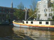Asisbiz Holland Amsterdam canal scenes Oct 2001 32